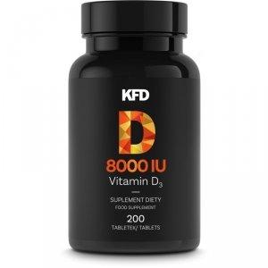 KFD Vitamin D3 8000 IU
