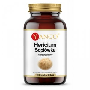 Yango Hericium 10% 90 kaps