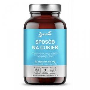 Yango Panaseus Sposób na cukier 50 kaps