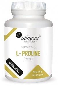Aliness L-Proline 500 mg x 100 Vege caps