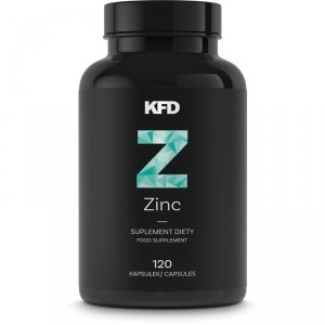 KFD Zinc 120 kaps