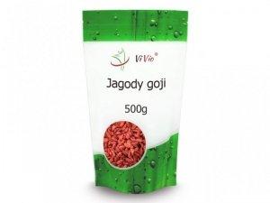 Jagody Goji suszone 500g C022