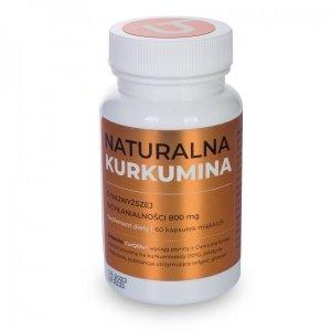 Visanto Naturalna Kurkumina 60 kapsułek