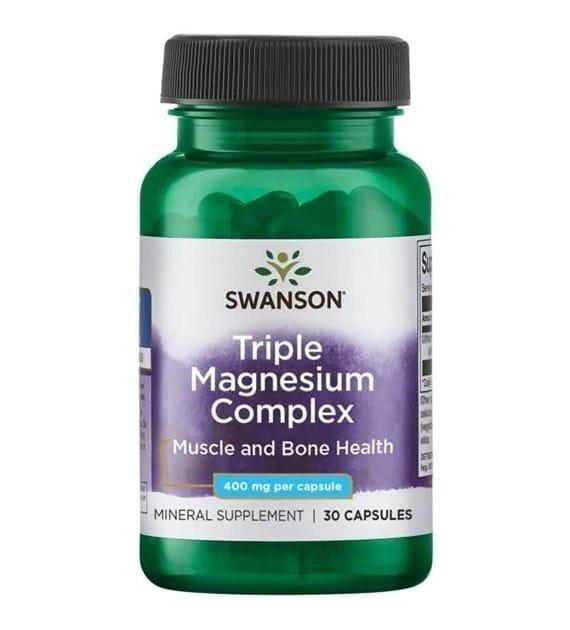 Swanson Triple Magnesium Complex 300 kaps SW1079