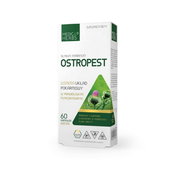 Medica Herbs Ostropest
