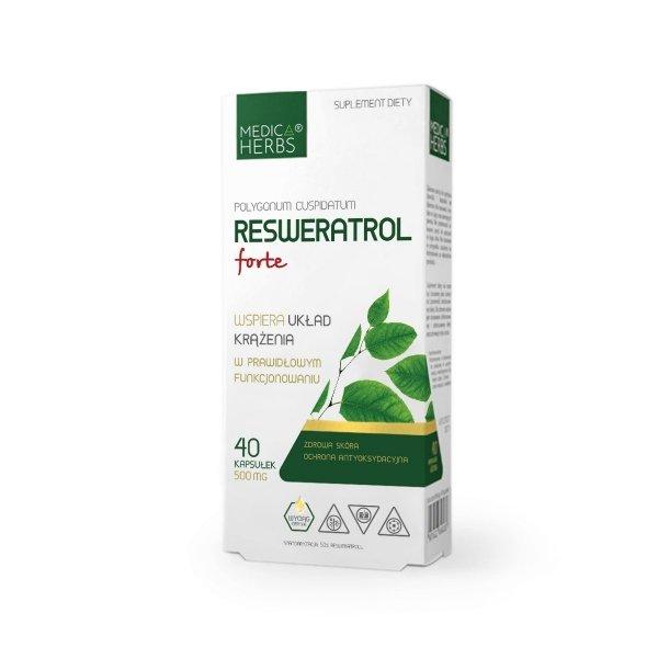 Medica Herbs Resweratrol Forte