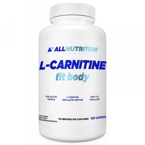 Allnutrition L-Carnitine Fit Body 120 kap.