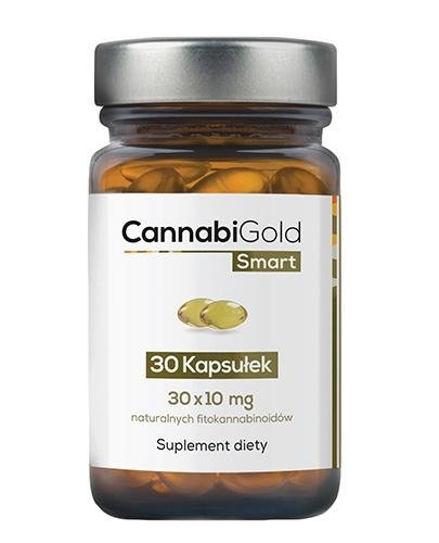 HemPoland CannabiGold Smart 30 kapsułek
