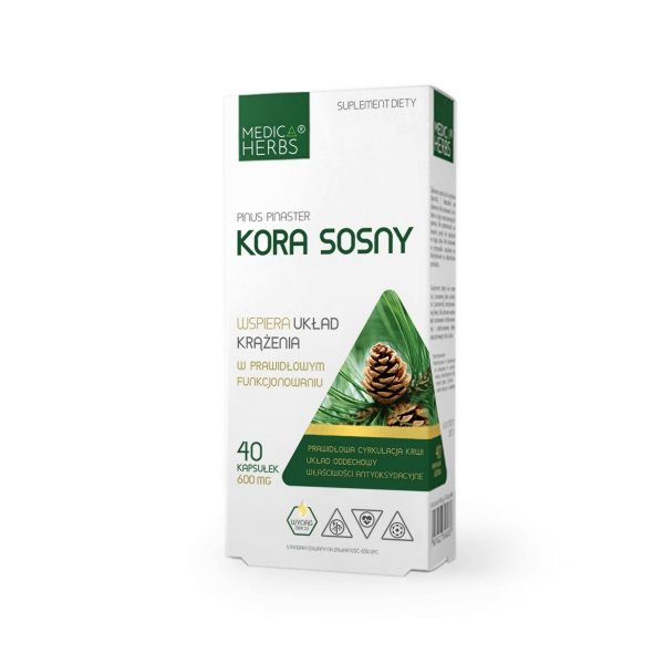 Medica Herbs Kora Sosny