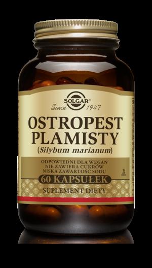 Solgar Ostropest plamisty