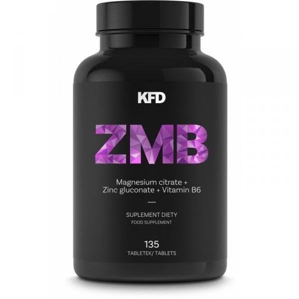 KFD  Mg+Zn+B6 (ZMA/ZMB) 135 tabl.