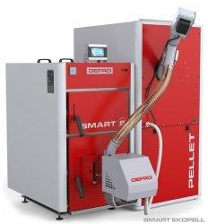 KOCIOŁ PIEC DEFRO Smart EKOPell 12 kW