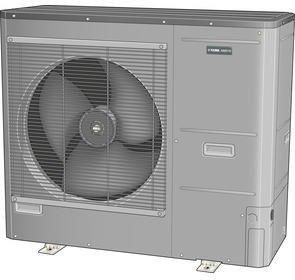 POMPA CIEPŁA NIBE Split 8 kW zestaw