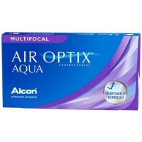 Air Optix Aqua Multifocal  - 6 sztuk