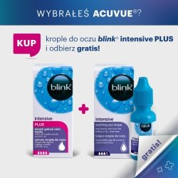 Blink Intensive PLUS + Blink Intesive