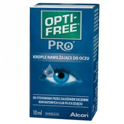 Opti Free Pro Lubricating 10 ml