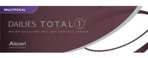 Dailies Total 1 Multifocal 30szt