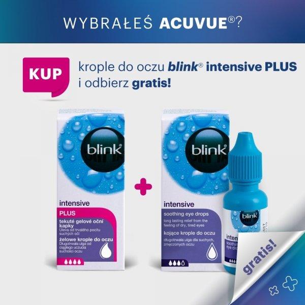 Blink Intensive PLUS + Blink Intesive