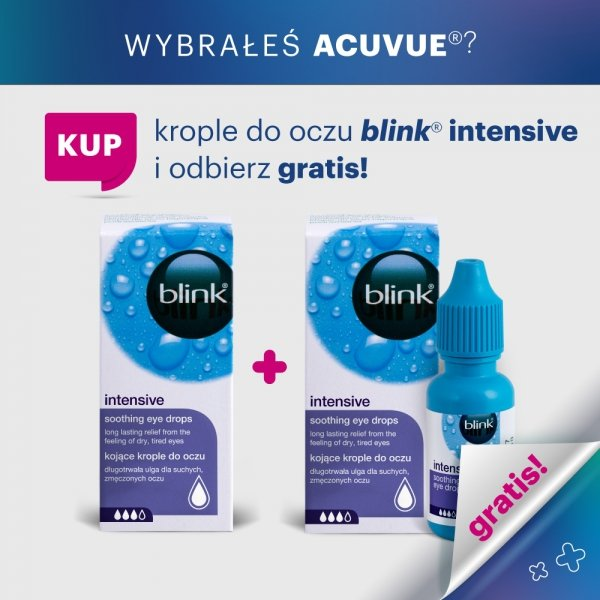 Blink Intensive + Blink Intesive