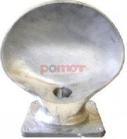 Łyżka rozlewająca aluminiowa wzór POMOT94