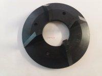 Czterołopatkowy deflektor na talerz wysiewający do UPR 4 i 7 T