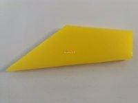 Nakładka na łopatki talerzy wysiewających UPR 10 - 12.5 T