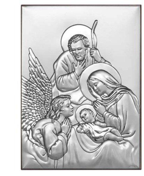Nowość SWIĘTA RODZINA OBRAZEK Chrzest Rocznica