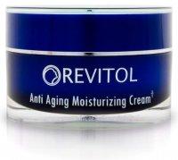 Revitol anti aging moisturizing cream 59ml - innowacyjny krem nawilżający redukujący zmarszczki i odmładzający skórę