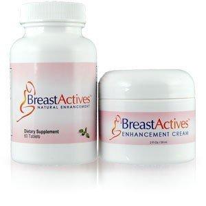 ZESTAW - BREAST ACTIVES - WIĘKSZY BIUST