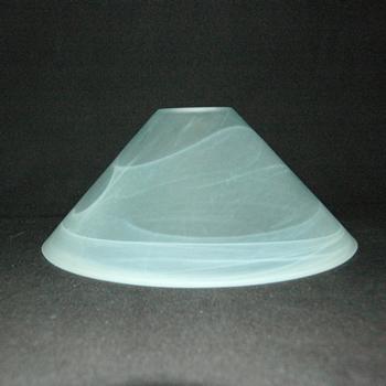 Klosz szklany KL1053/ALABASTER- klosze do lamp
