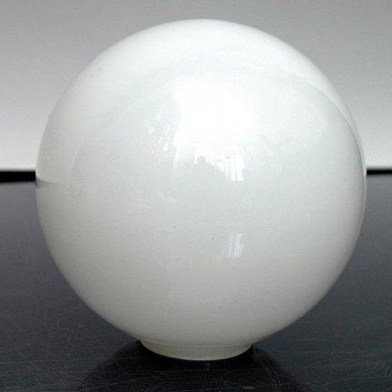 Klosz szklany kula średnica 13cm,klosz kulka