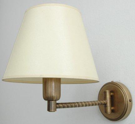 Kinkiet mosiężny JBT Stylowe Lampy WKMB/W30K/1
