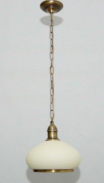 Żyrandol mosiężny JBT Stylowe Lampy WZMB/W28Z/MA(4303
