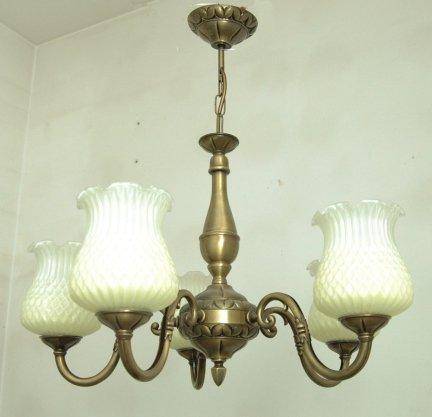 Żyrandol klasyczny JBT Stylowe Lampy WZZI/W02Z/5