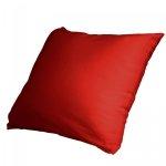 Poszewki na jaśki 40x40 JERSEY wz. D029 (czerwony)