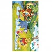Ręcznik plażowy KUBUŚ Winnie the Pooh 019 - rozmiar 70x140