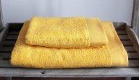 Ręczniki BAMBOO STYLE Andropol 70x140 wz. słoneczny