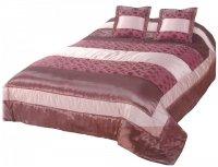 Narzuta na łóżko 220x240 + 2 poszewki 40x40 wz. Wiktoria 05