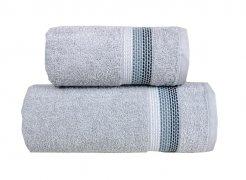 Ręcznik OMBRE 50x90 kolor jasny popiel