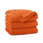 Ręcznik PAULO 50x90 kolor pomarańcz