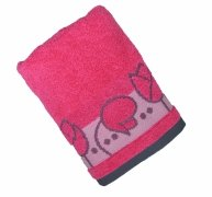 Ręcznik TULIPANO 70x140 kolor FUKSJA