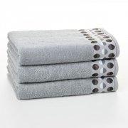 Ręcznik ZEN 50x90 kolor jasny szary
