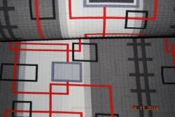 Pościel flanelowa, gruba FLANELA 160x200 wz. 882N