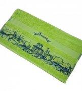 Ręcznik TOSCANA 70x140 kolor pistacjowy
