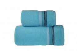 Ręcznik OMBRE 50x90 kolor turkusowy