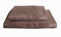 Ręczniki BAMBOO STYLE Andropol 50x100 wz. carmel