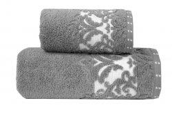 Ręcznik VENEZIA 50x90 kolor popiel
