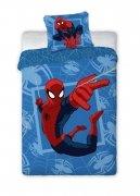 Pościel licencyjna polarowa Spider-Man 160x200 wz. 026