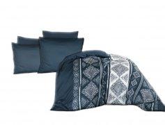 Pościel satynowa DARYMEX kolekcja Luxury 160x200 lub 140x200 + 2x70x80 wz. Calipso 2
