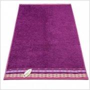 Ręcznik Bambusowy Ratan  rozmiar 70x140- fiolet